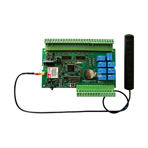 Centurion Systems - MyGSM Mobile-based monitoring and control